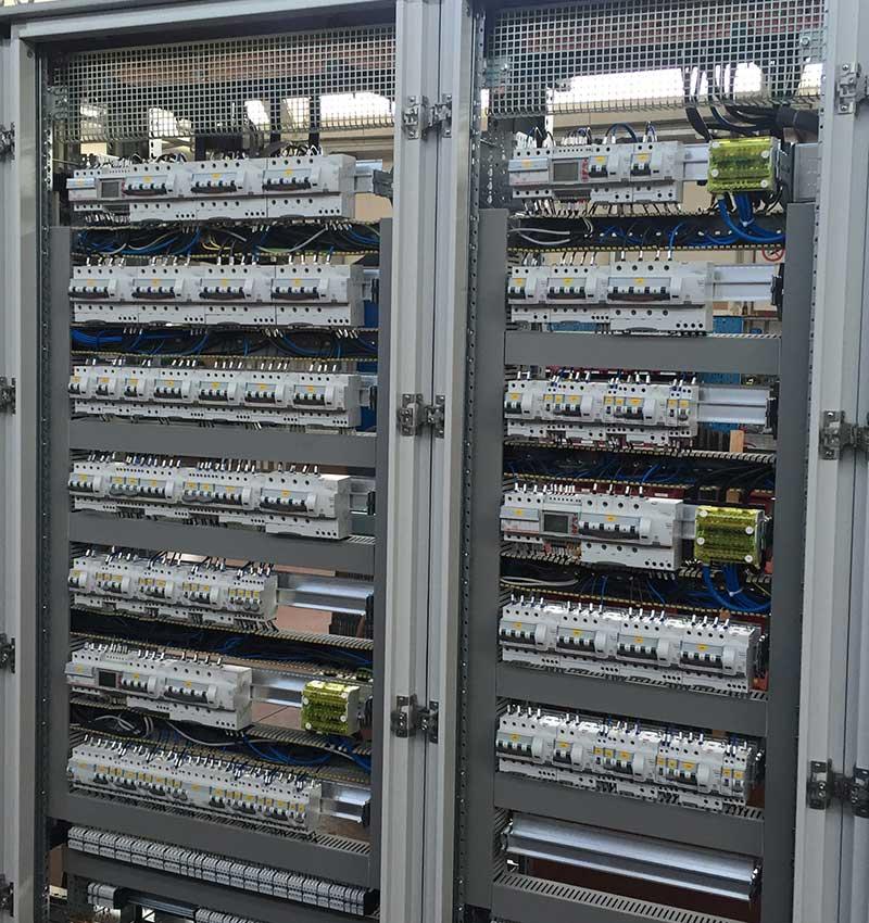 Schemi Elettrici Macchine Industriali : Mates automazioni industriali